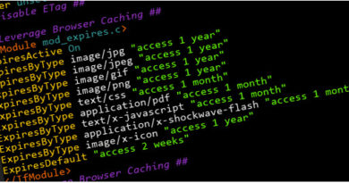Codice Leverage Browser Caching