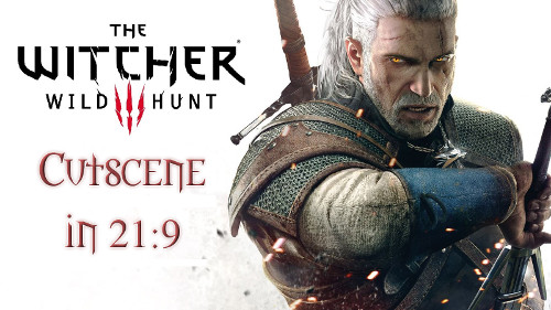 The Witcher 3 - 21:9