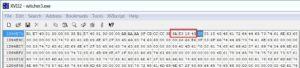 valori modificati in XVI32 per surround - Cutscene