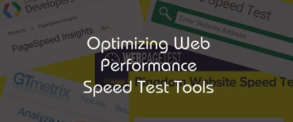Speed test tool online