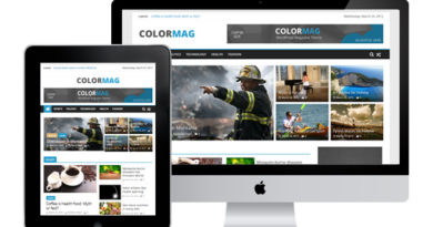 ColorMag Logo - Modifica