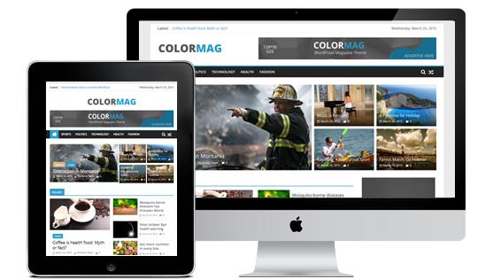 ColorMag Logo - Modifica