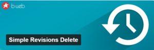 Simple Revisions Delete - Cancellare revisioni