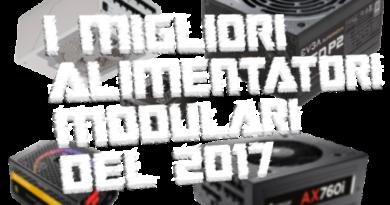 Alimentatori Modulari - I migliori alimentatori modulari del 2017
