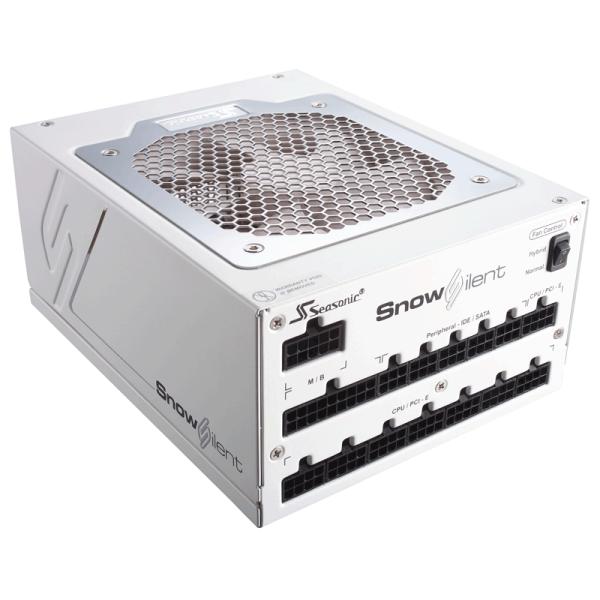 SnowSilent-1050-XP3 - I migliori alimentatori modulari del 2017