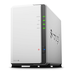 Synology DS216j - I migliori NAS