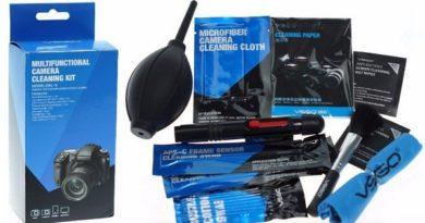 Kit pulizia reflex VSGO DKL-6