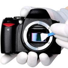 Tamponi pulizia sensore - Kit per pulizia reflex VSGO DKL-6