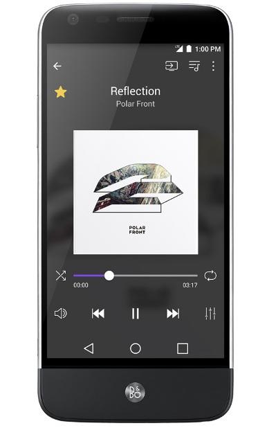 G5 B&O - I migliori Smartphone per ascoltare musica