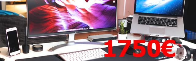 Guida all'acquisto Miglior computer per fascia di prezzo 1750€
