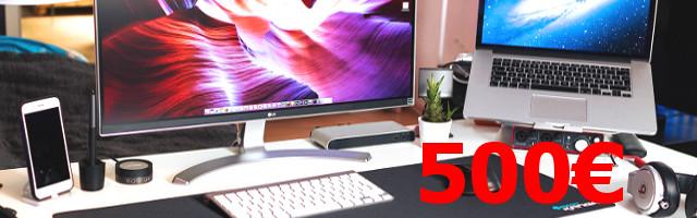 Guida all'acquisto Miglior computer per fascia di prezzo 500€