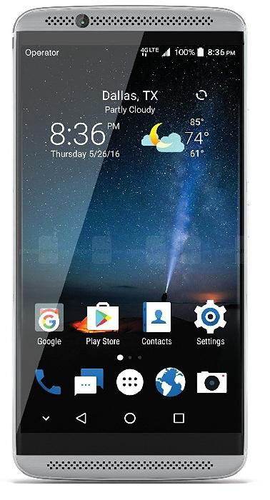 ZTE Axon 7 mini - I migliori Smartphone per ascoltare musica