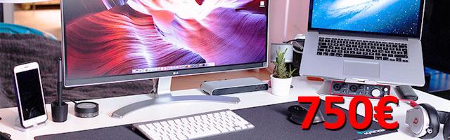 Guida all'acquisto: Miglior computer per fascia di prezzo 750€
