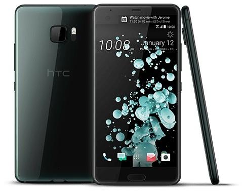 HTC U Ultra - I migliori smartphone per ascoltare musica