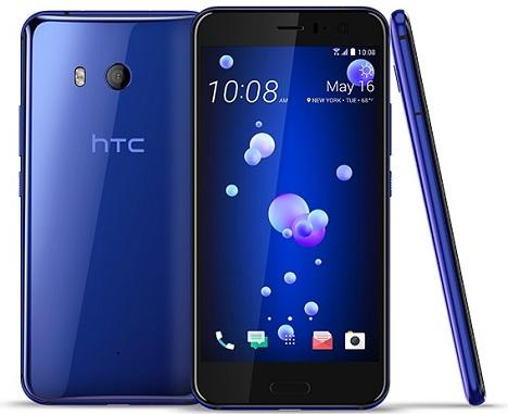 HTC U11- I migliori Smartphone per ascoltare musica