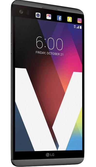 LG V20 - I migliori Smartphone per ascoltare musica