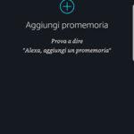 Amazon Alexa parla Italiano - Amazon App3