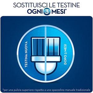 Oral-B-Genius-8000N - Colore-Testine