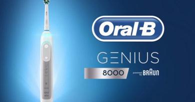 Oral-B Genius 8000N - Copertina