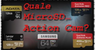 migliori MicroSD per Action Cam e Droni- Copertina