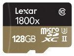 migliori MicroSD per Action Cam e Droni - Lexar 1800x