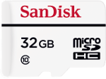 le migliori MicroSD per Dash Cam e CCTV - Sandisk High Endurance