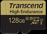 le migliori MicroSD per Dash Cam e CCTV - Trascendece High Endurance