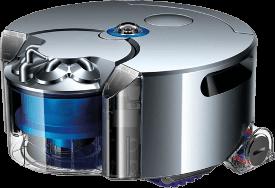 migliori robot aspirapolvere - Dyson 360