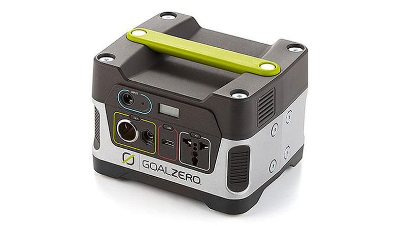 Miglior caricabatterie portatile - GOAL-ZERO