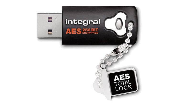 chiavetta criptata - Integral