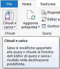 Come stampare un elenco dei file di una cartella - Excel - Chiude e Carica