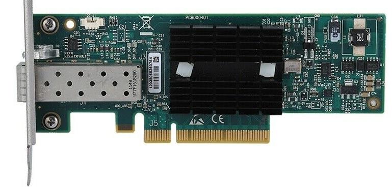Una rete LAN a 10 Gigabit (10 GbE) in casa - Mellanox