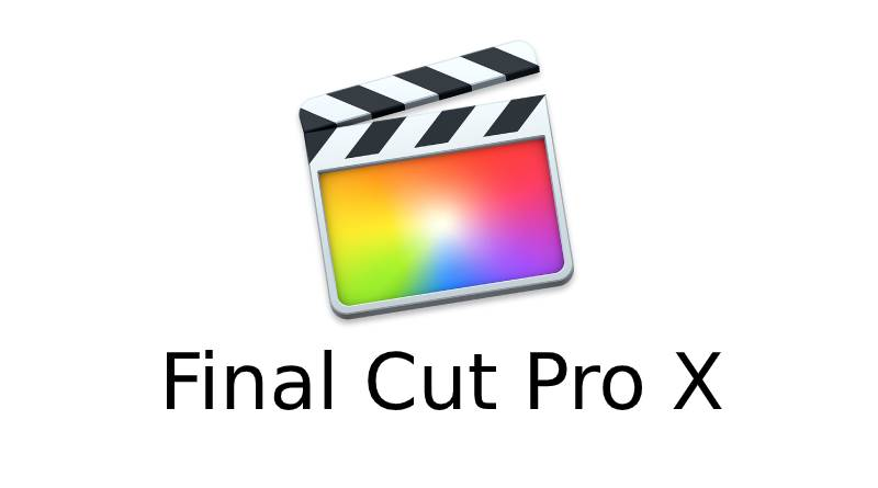 Programmi per editare video - Final Cut Pro X