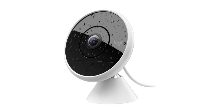 Le migliori telecamere di videosorveglianza del 2020. Logitech Circle 2
