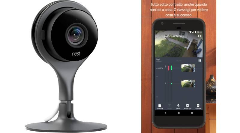 Le migliori telecamere di videosorveglianza del 2020. - Nest Camera