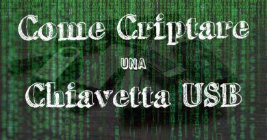 Come Criptare una Chiavetta USB - Copertina