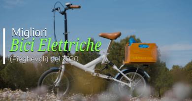 Le migliori bici elettriche pieghevoli 2020