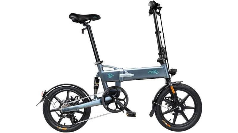 Le migliori bici elettriche pieghevoli 2020 - Fiido D2s