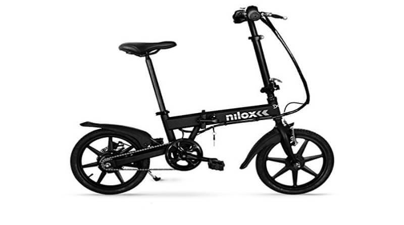 Le migliori bici elettriche pieghevoli 2020 - Nilox X2