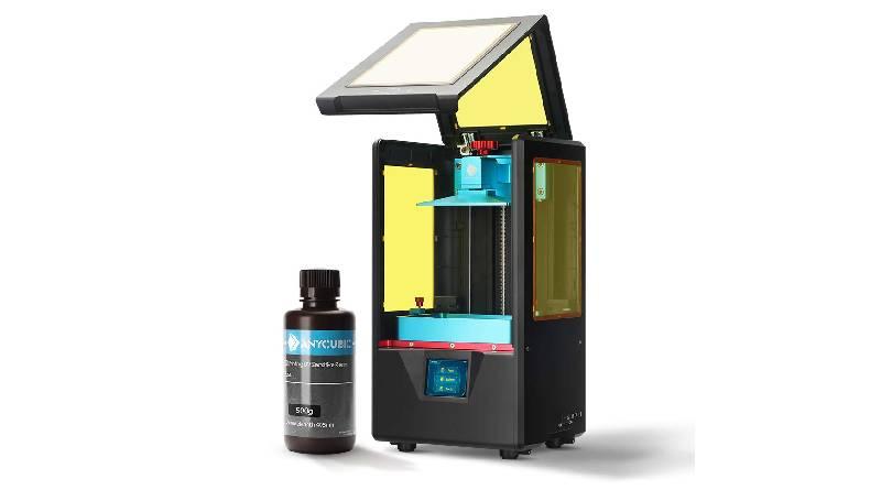 Quale stampante 3D a resina. Ecco le più economiche - Anycubig Photon S