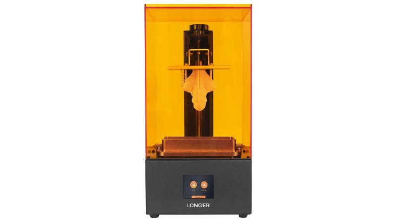 Quale stampante 3D a resina. Ecco le più economiche - Longer Orange 30