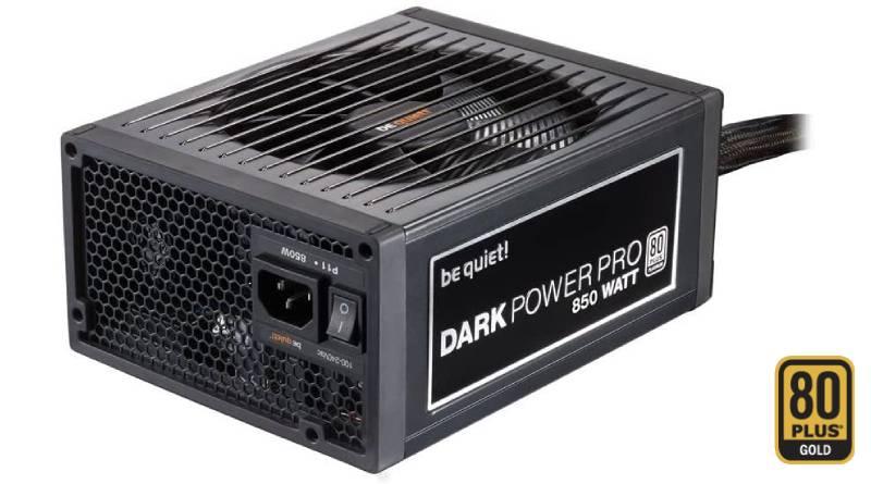 BeQuiet Dark Power Pro - alimentatore per pc migliore
