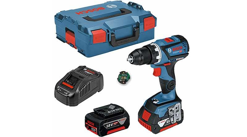 Bosch Professional GSB 18 LTX - Miglior trapano a batteria