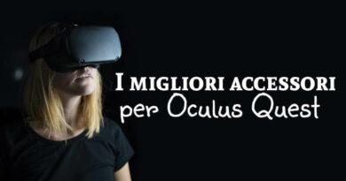 Copertina - I migliori accessori per Oculus Quest