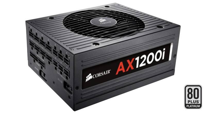 Corsair AXi 1200 - I migliori alimentatori per Pc da gaming e non - banner