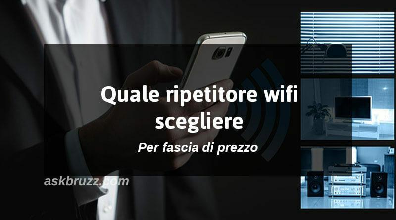 Copertina - Miglior ripetitore wireless
